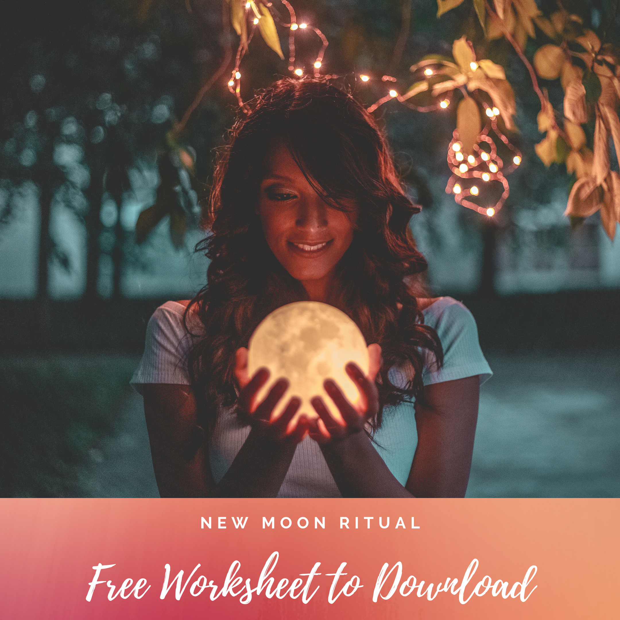 Set Your Intentions And Download A Free New Moon Ritual