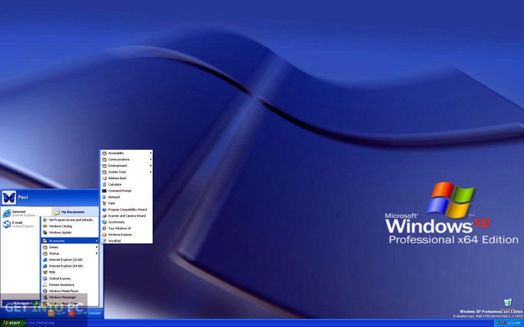 Windows XP Pro SP3 IE8 WMP11 VL Updated Till 17 Jun 2011 Original 2019 Ver.9.18 Mod