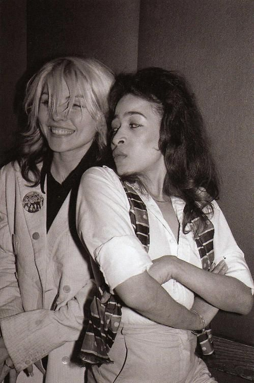 Debbie Harry Ronnie Spector Ronnie Spector Debbie Harry