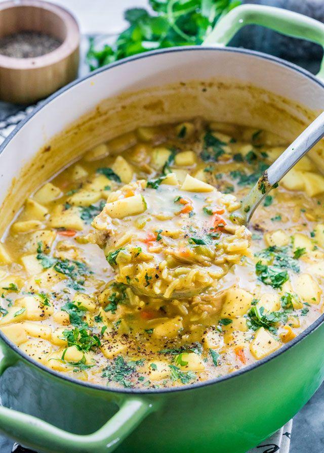 Mulligatawny Soup - Jo Cooks
