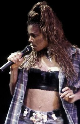 janet  World Tour (1993/1995) – LIVE   Janet Jackson   Janet