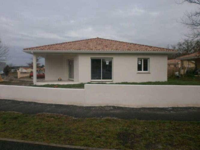Vente maison neuve bord de mer mimizan immobilier bord for Vente de maison neuve