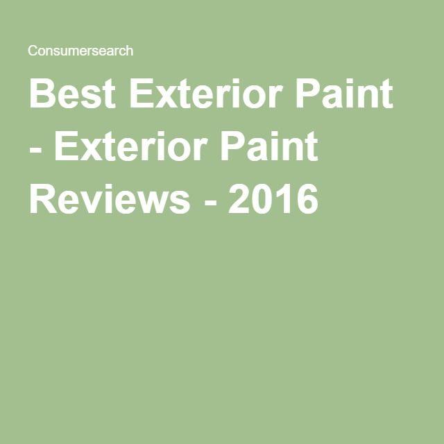 Best Exterior Paint   Exterior Paint Reviews   2016 Part 53
