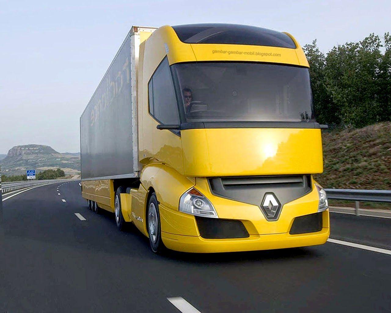 foto mobil truk besar truck pinterest. Black Bedroom Furniture Sets. Home Design Ideas