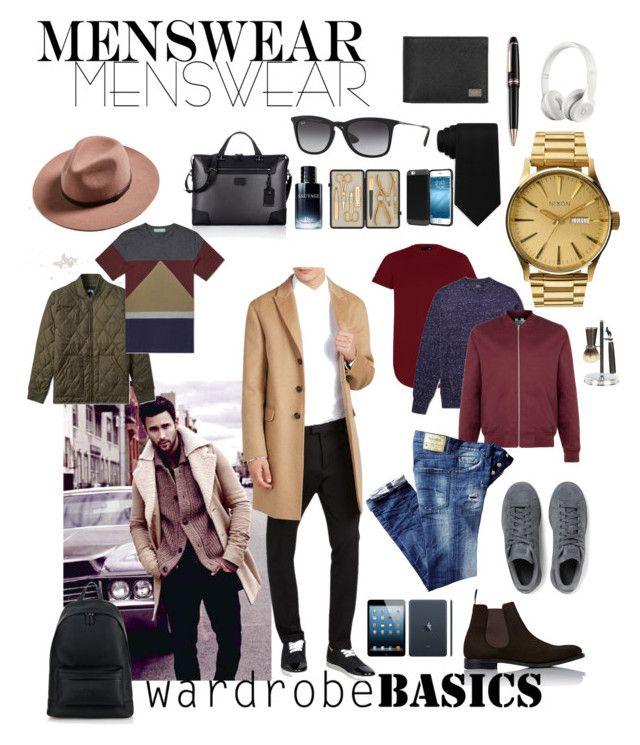 Wardrobe Basics Menswear Menswear Wardrobe Basics Clothes Design