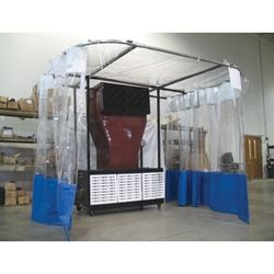 Related image | Portable paint booth, Paint booth, Spray booth