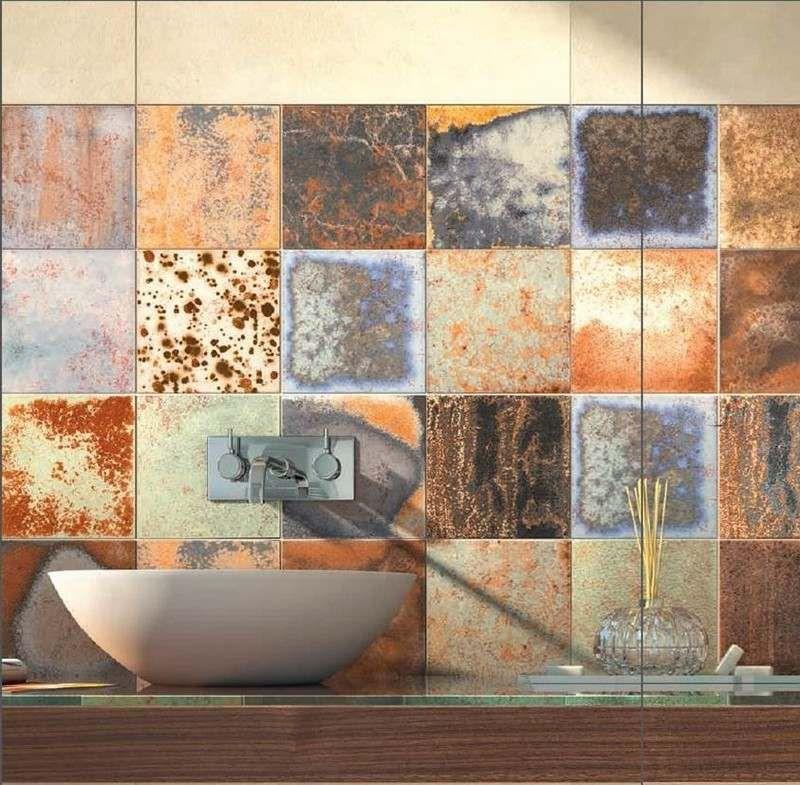 cr dence cuisine carreaux de ciment patchwork et artistique or yamim cr dence cuisine