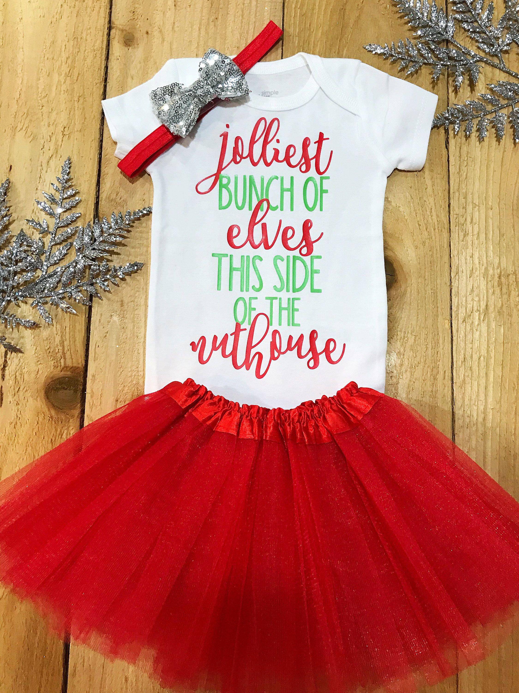 christmas vacation onesie elf onesie christmas cacation baby baby girl onesie sets - Christmas Vacation Onesie