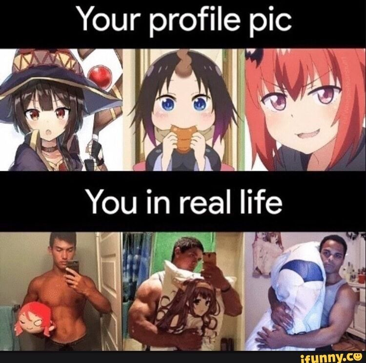 Your Profile Pic Ifunny Anime Memes Anime Funny Anime Memes Funny