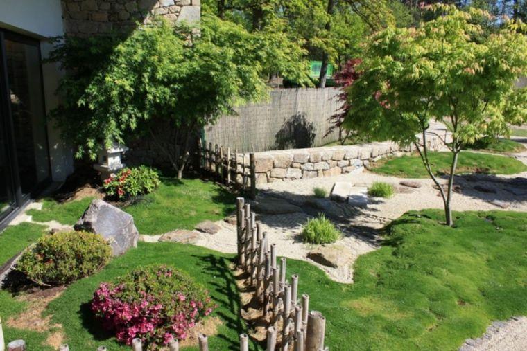 petit jardin japonais 100 ides pour amnager un extrieur dambiance zen et moderne comment raliser un extrieur zen chez soi