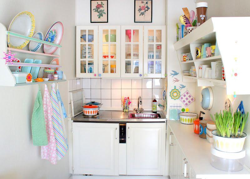 cocina comedor cocinas pequeas cocinas bonitas casas diminutas espacios cocina vintage casas madera tonos pastel interiores