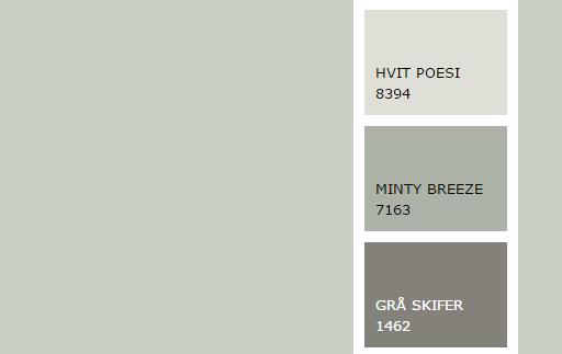 Jotun Soft Mint 7555
