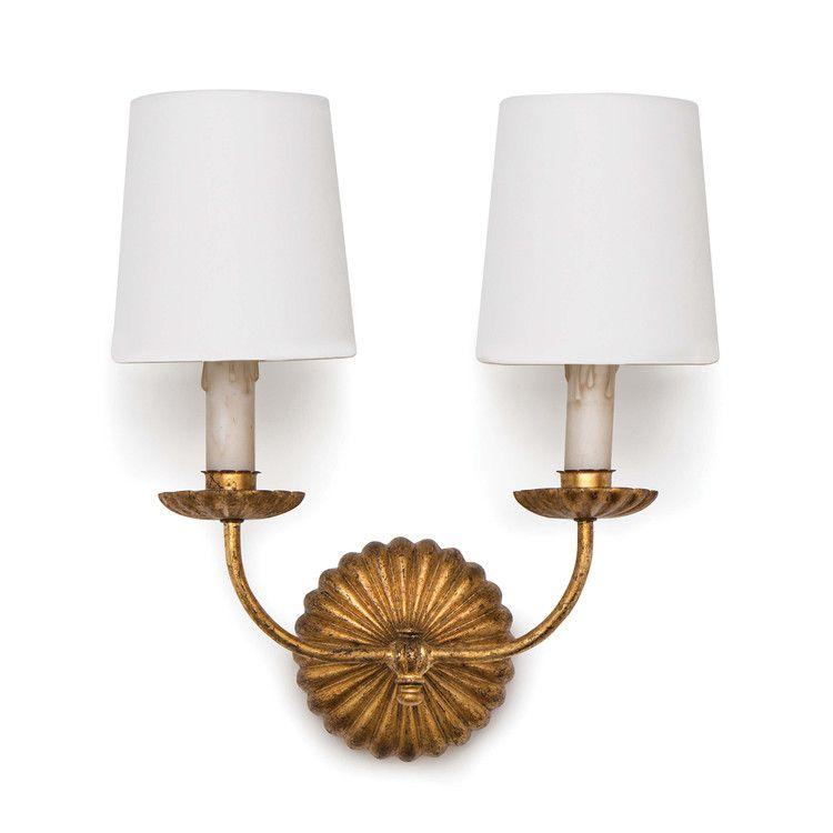 Decorative Crafts 5064 Brass Sconce Sconce Lighting Sconces