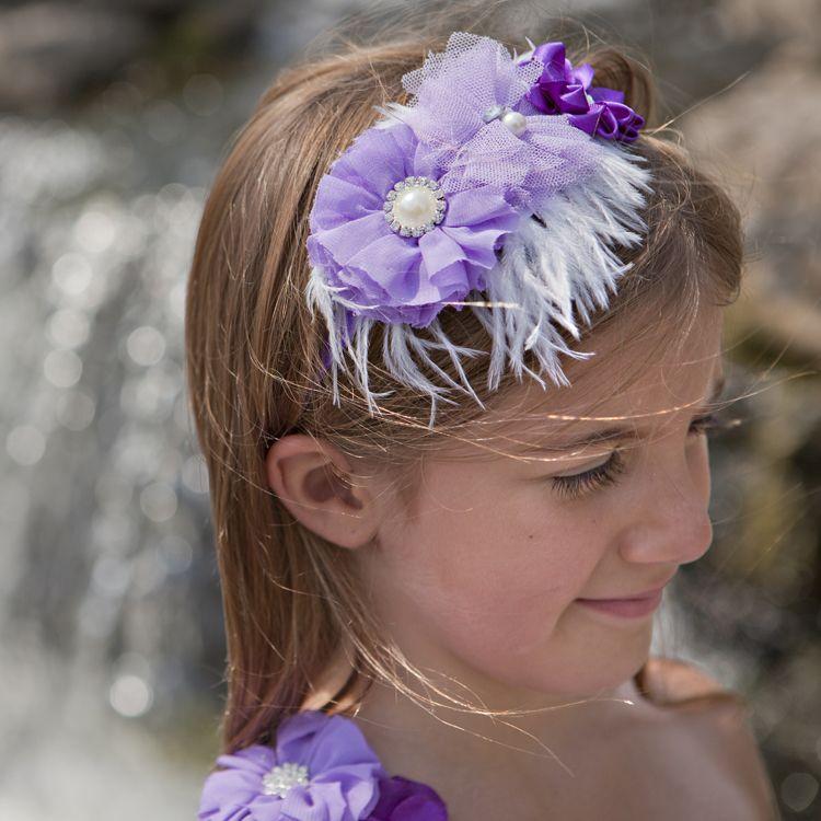 Perfect headband custom made to match our Gianna Tutu Dress perfectly!