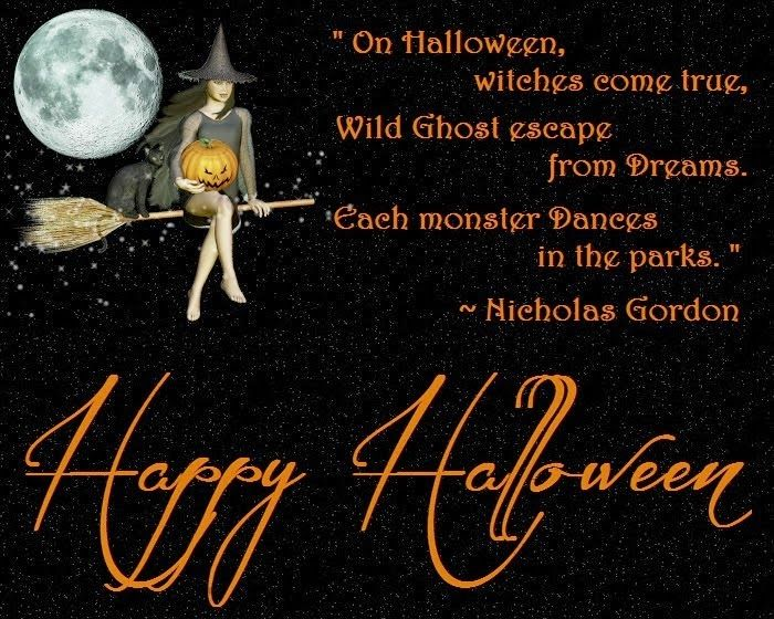 Explore Halloween Wishes, Happy Halloween, And More!