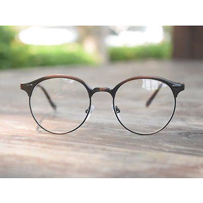 7872452fc7 1920s Vintage oliver retro eyeglasses 10R0 brown frames Round eyewear  rubyruby