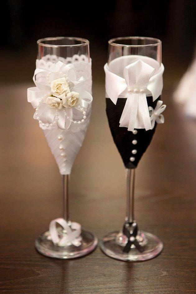 4e08ac817852995708660b1f68312484 630x944 Wedding Champagne FlutesWedding GlassesChampagne