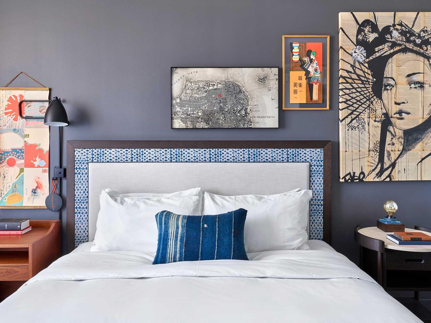 MARKZEFF_Hotel_Kabuki_24 Design Milk Bed pillows