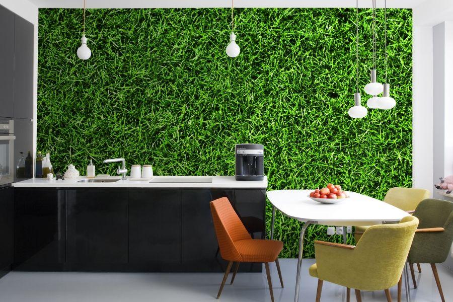 Grass Wall Green Wall Decor Wall Design Living Green Walls