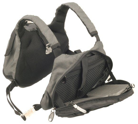 Chest packs scierra voyager chest pack the scierra for Fishing chest pack