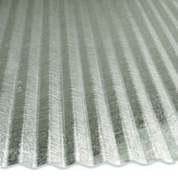 8 Mini Corrugated Galvanized Steel At Menards Brick Backsplash Steel Backsplash Galvanized Steel