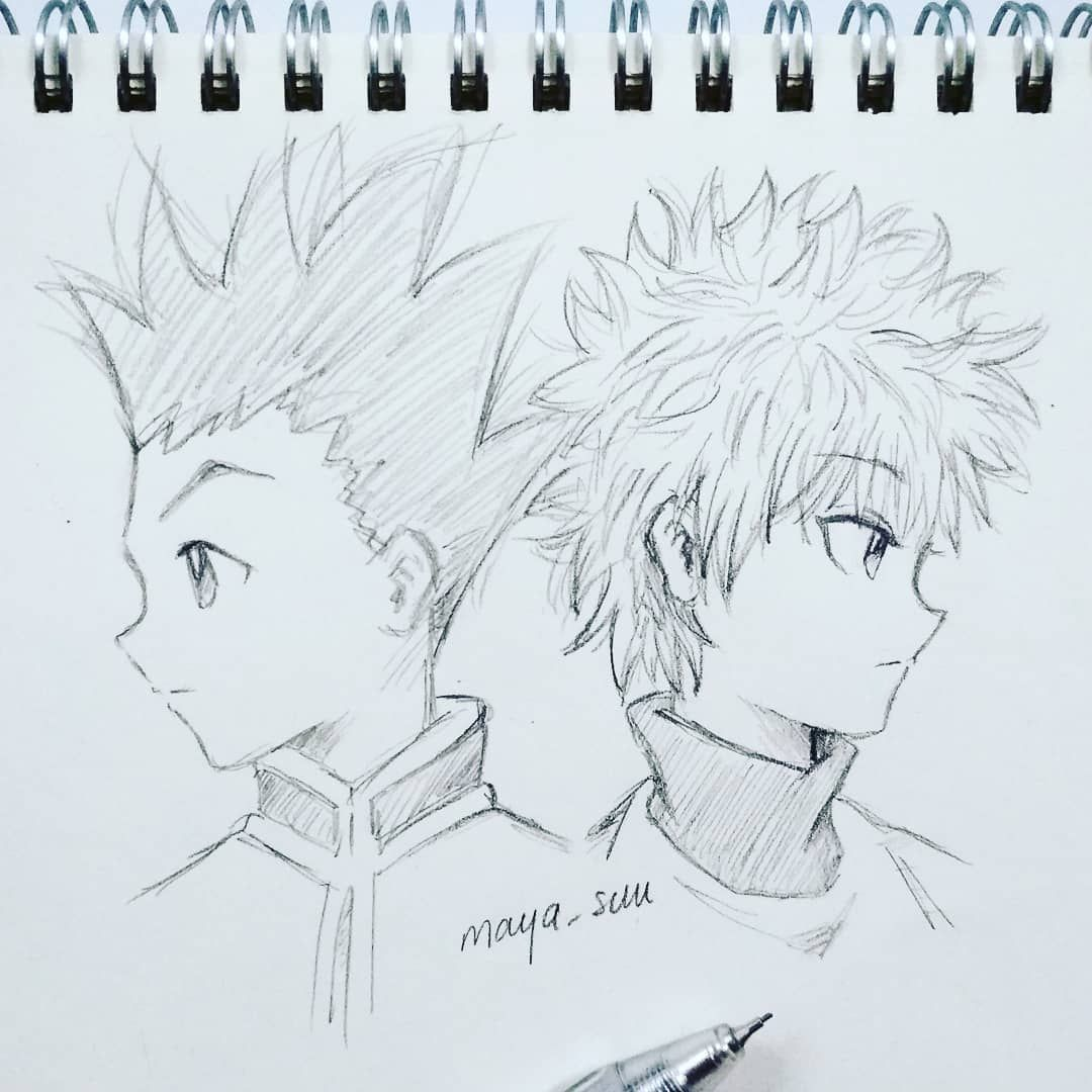 Recently i reread HunterxHunter from the start again coz i