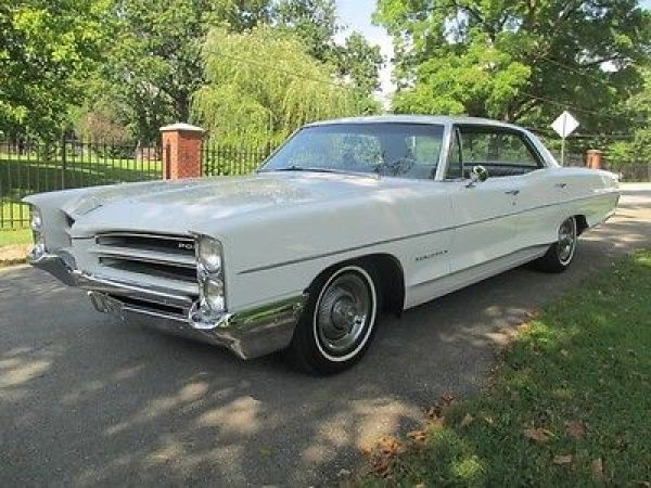 1966 Pontiac Star Chief Executive 4 Door Hardtop