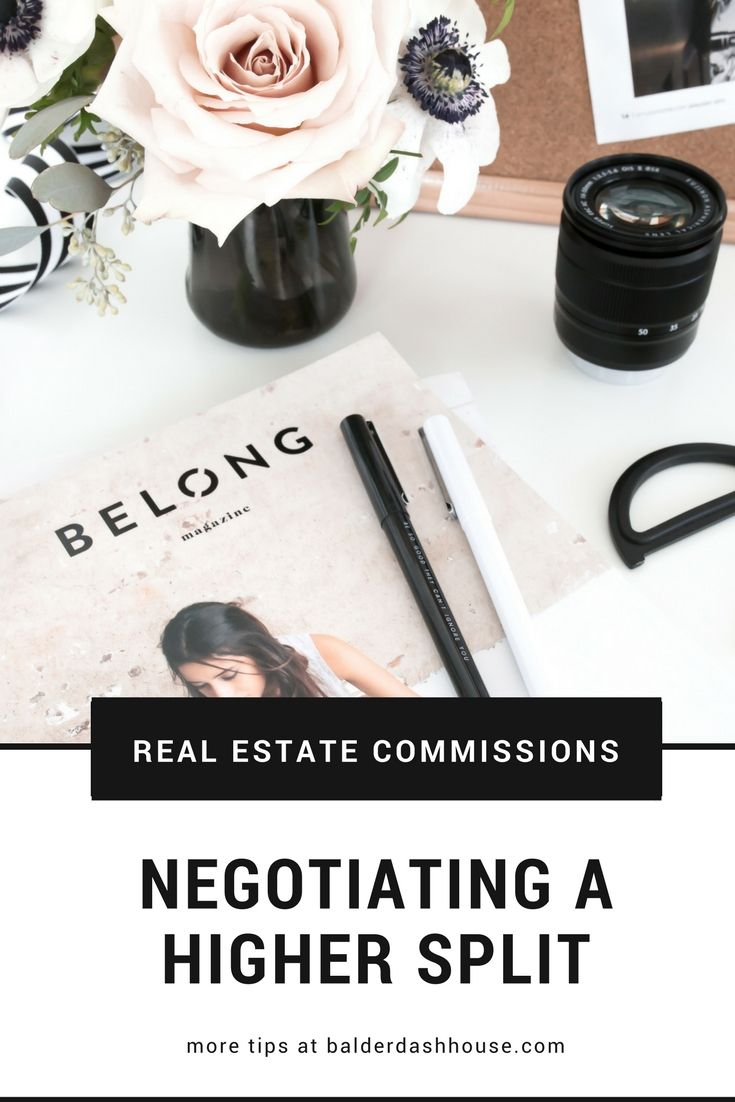 How To Keep More Of Your Commissions Real Estate Agent Realtor