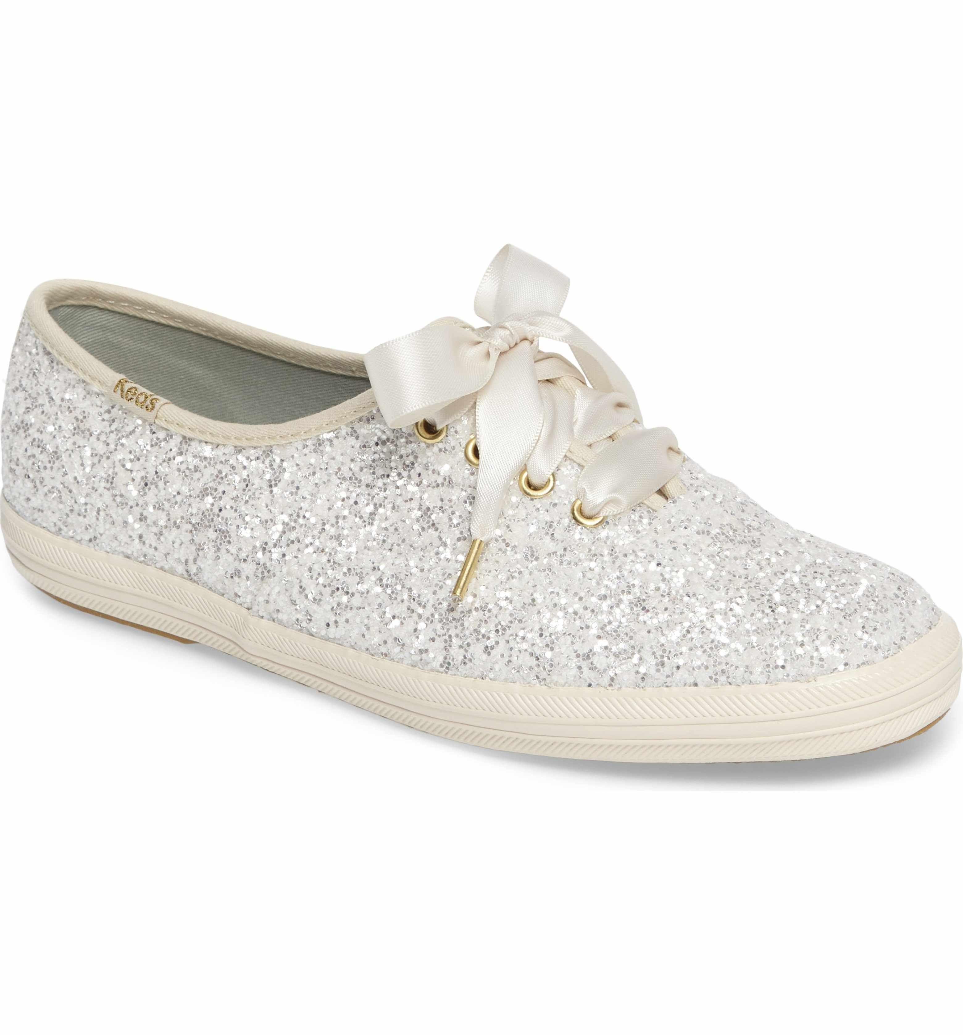 Keds® X Kate Spade New York Glitter Sneaker (Women
