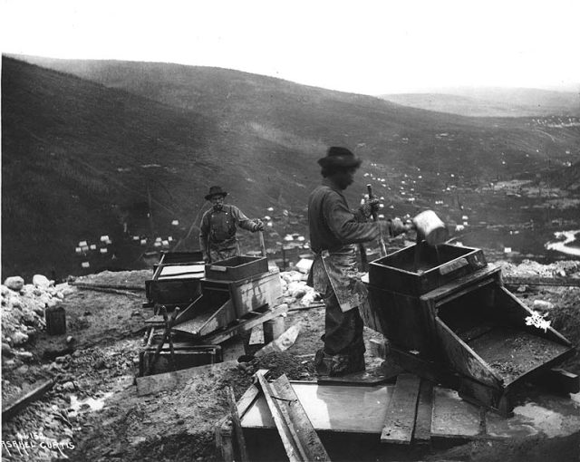 Yukon Gold Rush Gold