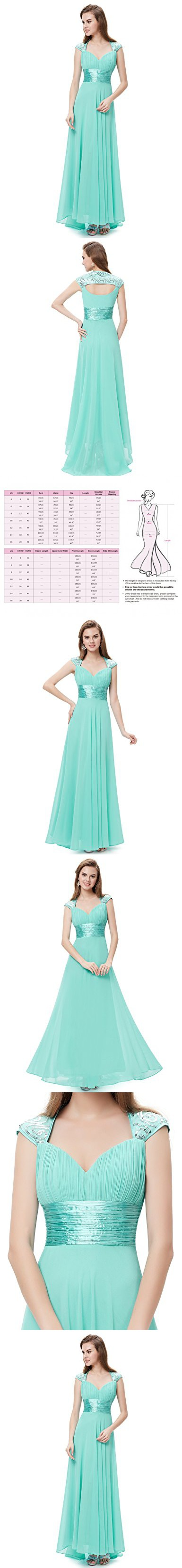 Ever pretty juniors empire waist ruched bust sequins long prom gown