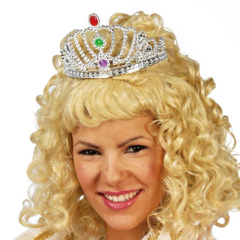 Couronne princesse argent bijoux pour se d guiser - Couronne princesse disney ...