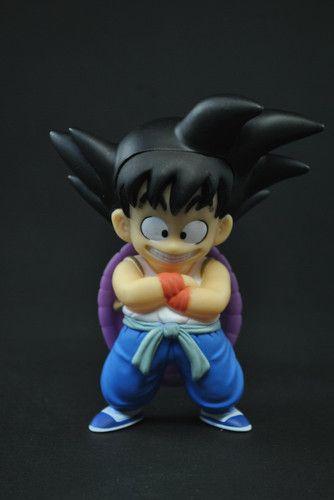 Banpresto Dragonball Dragon ball Soft Vinyl Figure Son Goku / SCultures HQ DX