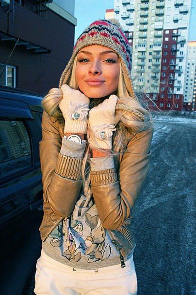 Alena Shishkova this girl is beautiful