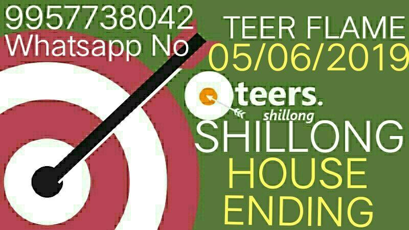 Teer lottery Hit Number 05/06/2019 Whatsapp Number 9957738042