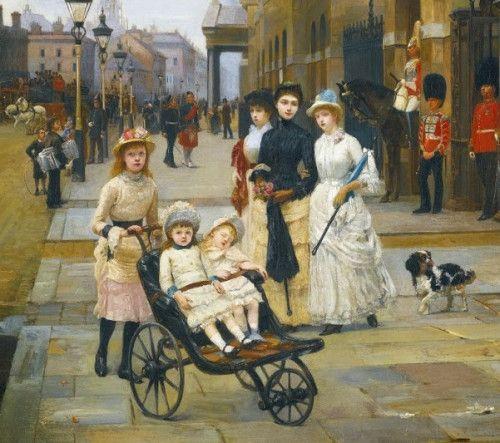 Filippo Baratti (1849 – 1936, Italian) | I AM A CHILD