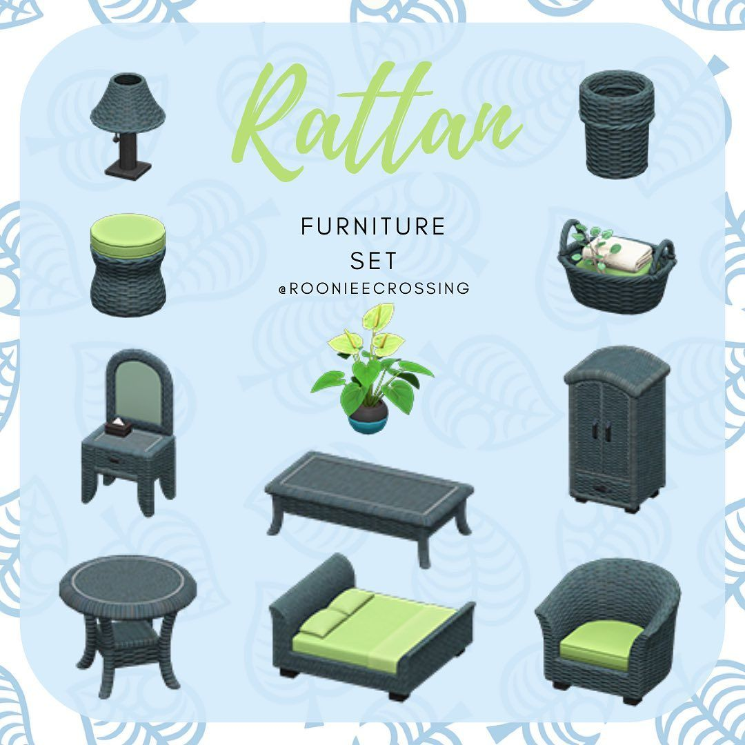 """Teary-eyed klutz on Instagram: """"The Rattan set feat. a ..."""