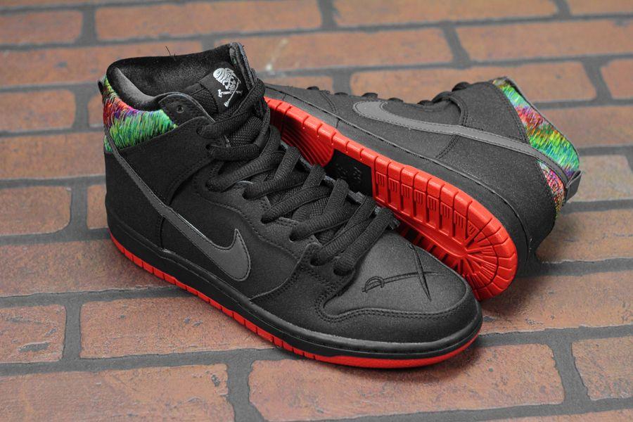 SPoT X Nike SB Gasparilla Dunk