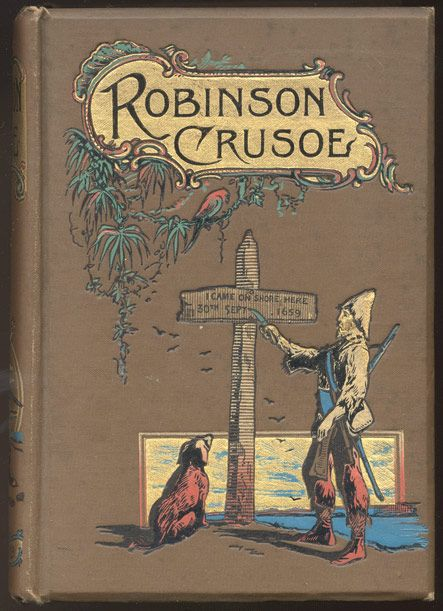 realism in the novel robinson crusoe Defoe's robinson crusoe (1719) initiated one of the best-known western myths,  the civilization-building castaway on a desert island, and it has.