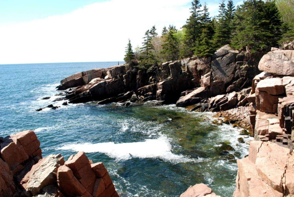 Photo Of Acadia National Park Acadia National Park