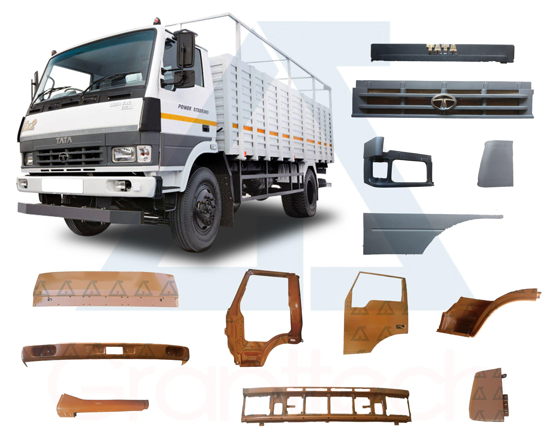 Tata 613 Body Parts, Tatat 713 Body Parts, Tata 1618 Euro Parts ...