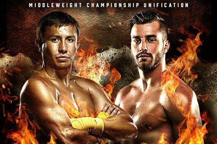 Live Golovkin Lemieux Results Updates Tonight Boxing Live Gennady Golovkin David Lemieux