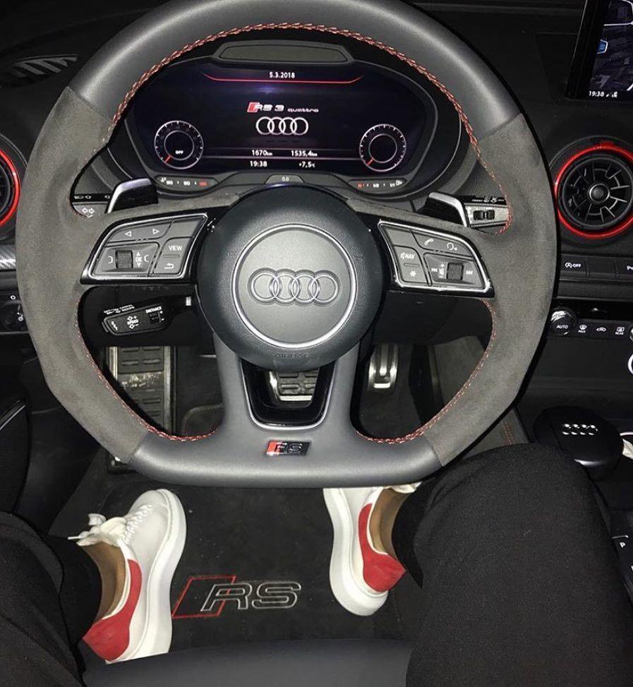 2019 Audi Q8 White Custom Red Interior Top Luxury Cars Luxury