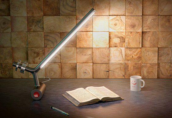 Luminária Triad em pêndulo