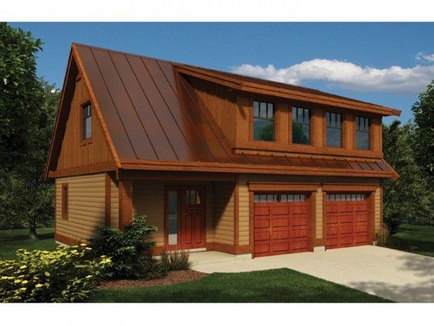 HWEPL75852 Contemporary modern Craftsman 600 sq ft \