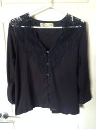 Lovely Lace Top - Size XS/S...