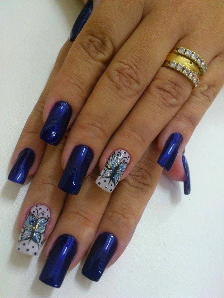 Pretty Nails Art For Hand Nails By Nail Art Mania - Hand Nails ...
