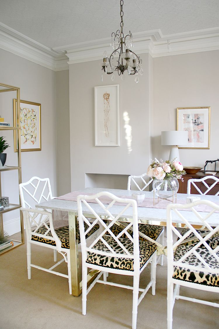 Budget Dining Room Refresh Reveal (in a weekend ...