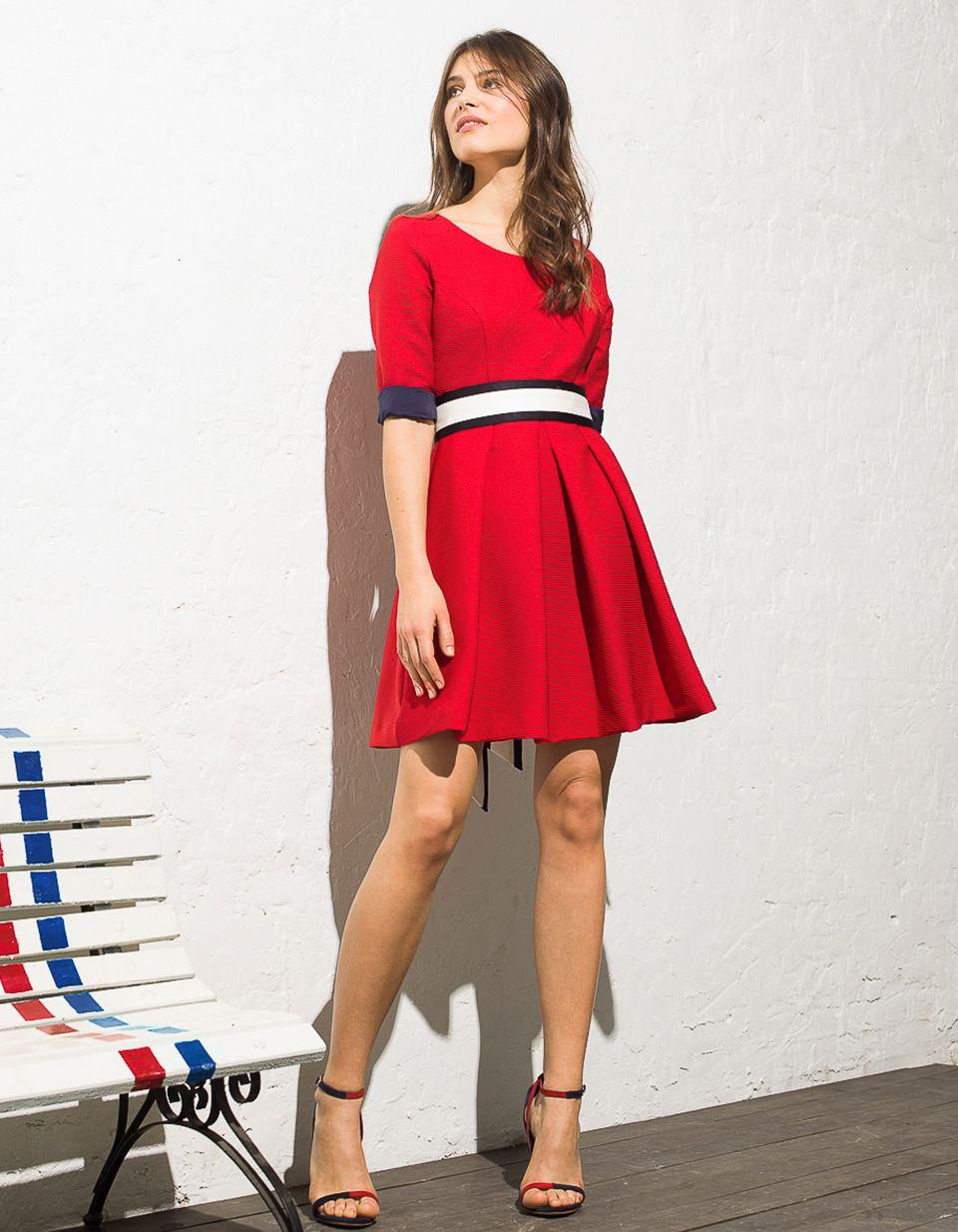 Vestido Store Rojo Ganso Mujer Lookbook Ganso Online Diy El rB0qwPr
