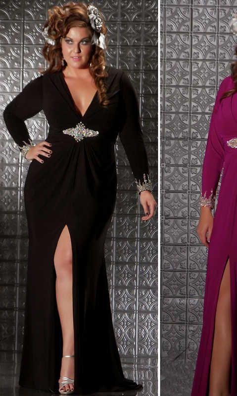 plus size evening dresses 30 #plus #plussize #curvy | Plus Size ...